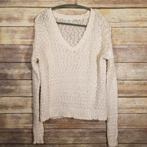 Urban Outfitters Kimchi Blue Open Knit Sweater